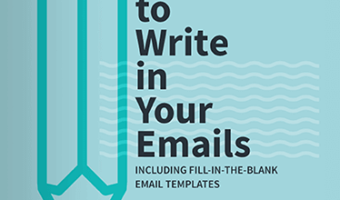 How To Write Better Emails in 7 days