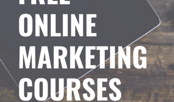 All The Online Marketing Courses You'll Ever Need…