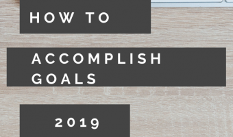 How To Accomplish Goals